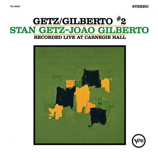 Cover Getz/Gilberto #2 (Remastered)