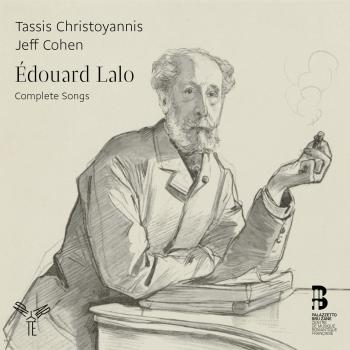 Cover Edourard Lalo The Complete Mélodies