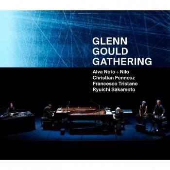 Cover Glenn Gould Gathering