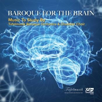 Cover Baroque for the Brain