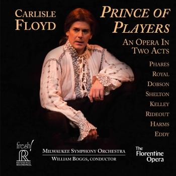 Cover Carlisle Floyd: Prince of Players