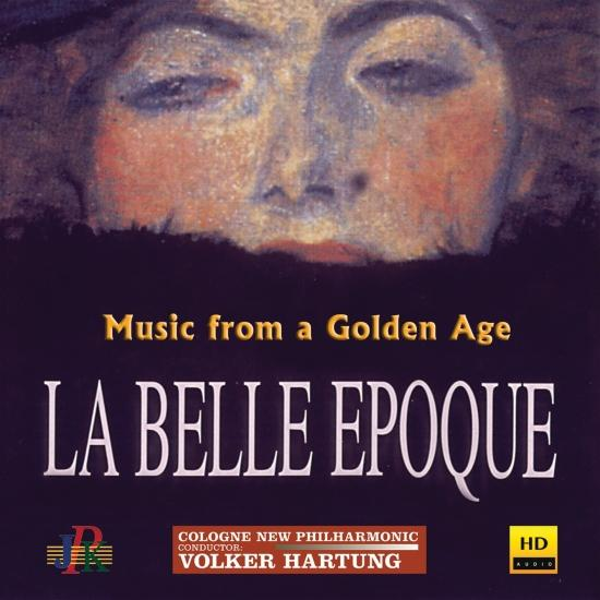 Cover La belle epoque