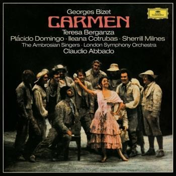 Cover Bizet: Carmen (Remastered)