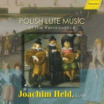 Cover Polish Lute Music