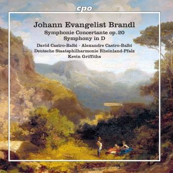 Cover Brandl: Orchestral Works