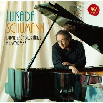 Cover Schumann: Davidsbundlertanze & Humoreske