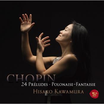 Cover Chopin: Preludes & Polonaise Fantaisie