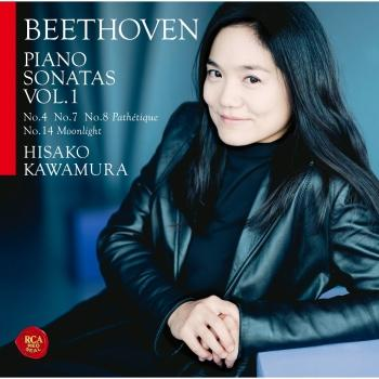 Cover Beethoven Project Vol. 1: Pathetique & Moonlight