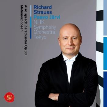 Cover Richard Strauss: Also sprach Zarathustra - Metamorphosen