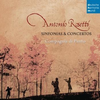 Cover Rosetti: Sinfonias & Concertos