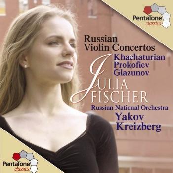 Cover Khachaturian, A.I.: Violin Concerto