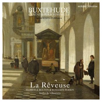 Cover Buxtehude: Cantates pour voix seule – Manuscrits d'Uppsala