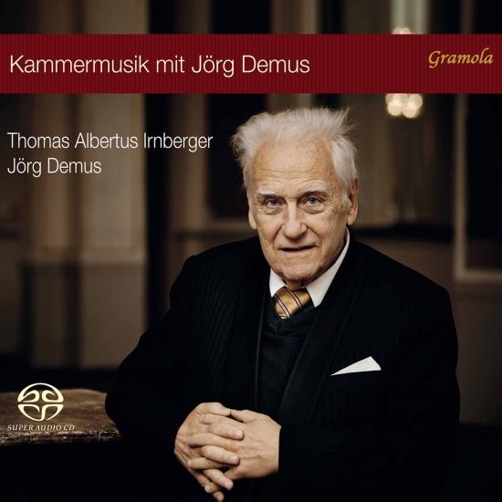 Cover Beethoven, Demus & Others: Violin Works
