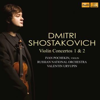 Cover Shostakovich: Violin Concertos Nos. 1 & 2