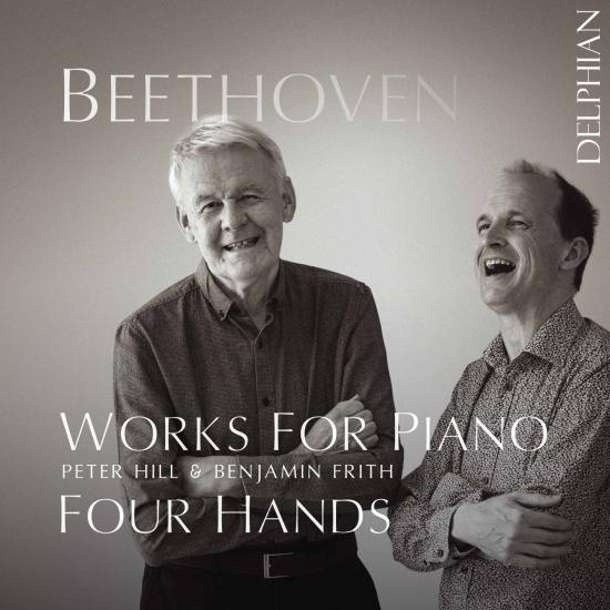 Cover Beethoven: Works for Piano 4-Hands