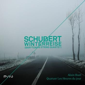 Cover Franz Schubert: Winterreise (Baritone & String Quartet Version)
