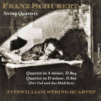Cover Schubert: String Quartets