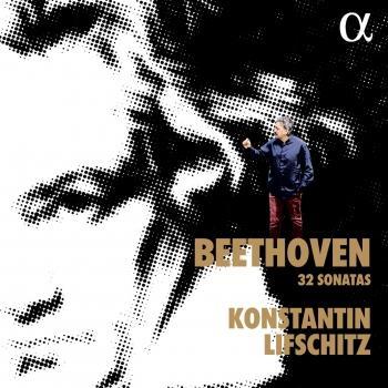 Cover Beethoven: 32 Sonatas