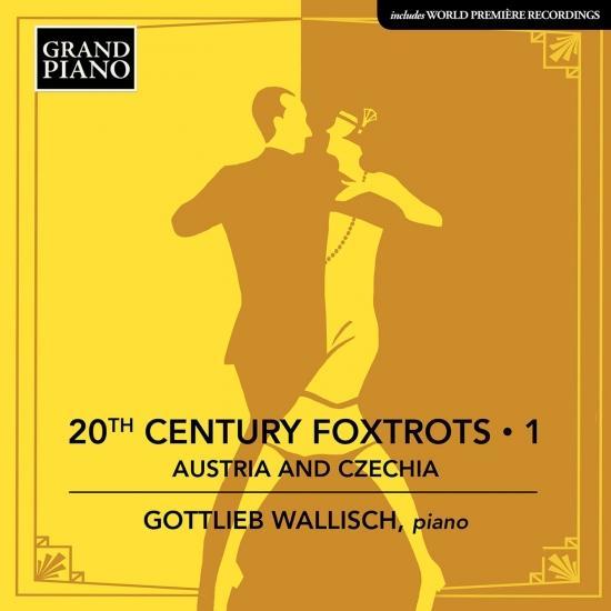 Cover 20th Century Foxtrots, Vol. 1: Austria & Czechia