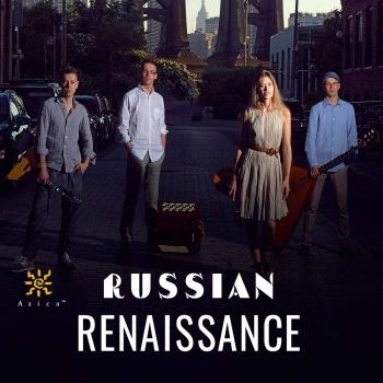 Cover Russian Rennaisance