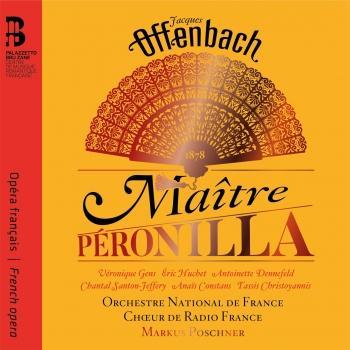 Cover Offenbach: Maître Péronilla