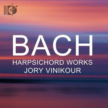 Cover J.S. Bach: Harpsichord Works