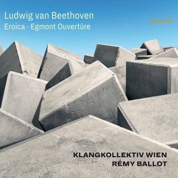 Cover Beethoven: Symphony No. 3 in E-Flat Major, Op. 55 'Eroica' & Egmont Overture, Op. 84 (Live)