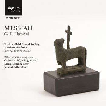 Cover Handel: Messiah