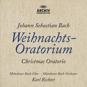 Cover Bach, J.S.: Christmas Oratorio, BWV 248 (Remastered)