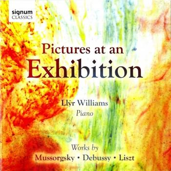 Cover Pictures at an Exhibition