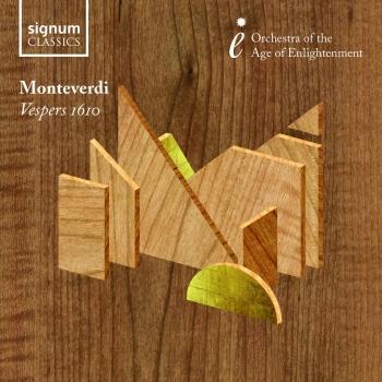 Cover Monteverdi: Vespers of the Blessed Virgin, 1610