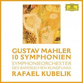 Cover Mahler: 10 Symphonien
