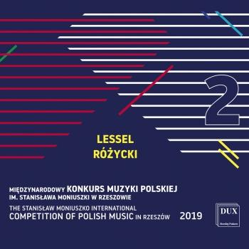 Cover The Stanisław Moniuszko International Competition of Polish Music in Rzeszów 2019, Vol. 2