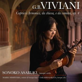 Cover G.B. Viviani: Capricci armonici da chiesa e da camera, Op. 4 (Excerpts)