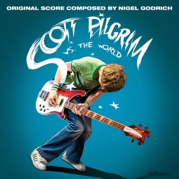 Cover Scott Pilgrim vs. the World (Original Score Composed By Nigel Godrich)