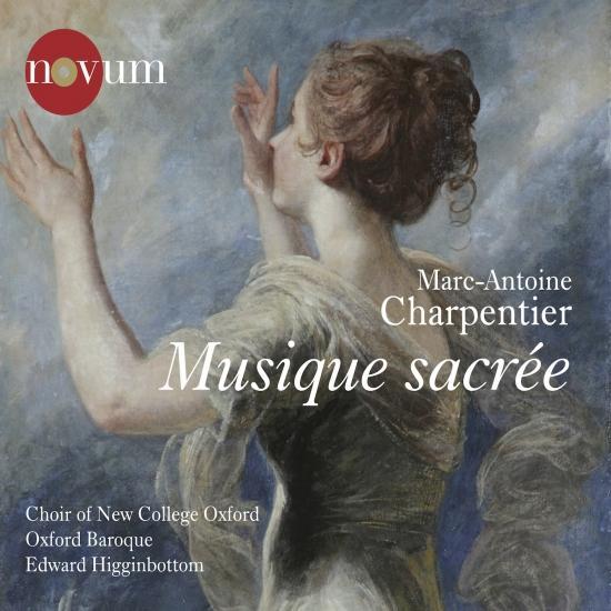 Cover Charpentier: Musique sacrée