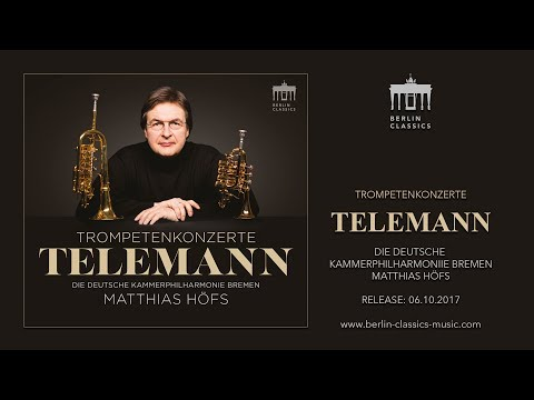 Video Matthias Höfs - Telemann (Trailer)