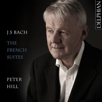 Cover J. S. Bach: The French Suites