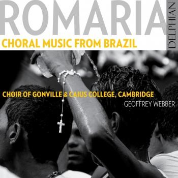 Cover Romaria: Choral Music from Brazil