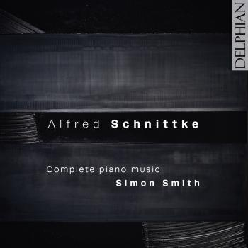 Cover Alfred Schnittke: Complete Piano Music