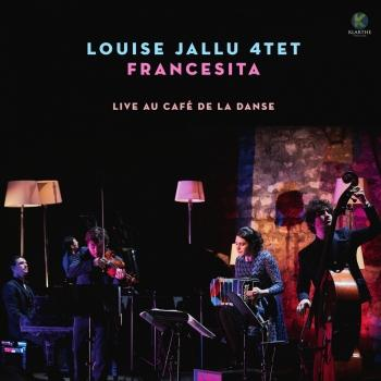 Cover Francesita (Live at Café de la Danse)