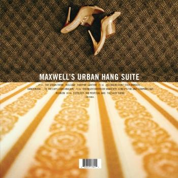 Cover Maxwell's Urban Hang Suite (Remastered)