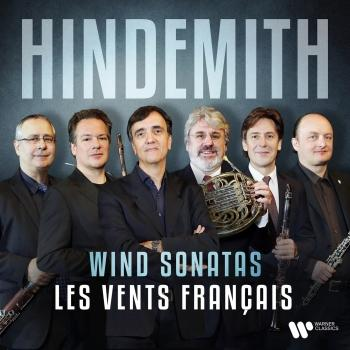 Cover Hindemith: Wind Sonatas