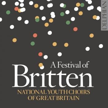 Cover A Festival of Britten
