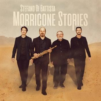Cover Morricone Stories