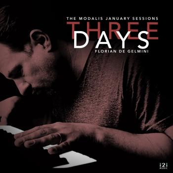 Cover Three Days - The Modalis January Sessions