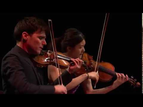 Video Quatuor Hermès - Debussy
