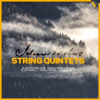 Cover Brahms: String Quintets Nos. 1 & 2