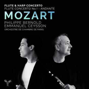 Cover Mozart: Flute & Harp Concerto