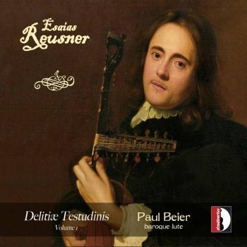 Cover Esaias Reusner der Jüngere: Delitiae testudinis, Vol. 1